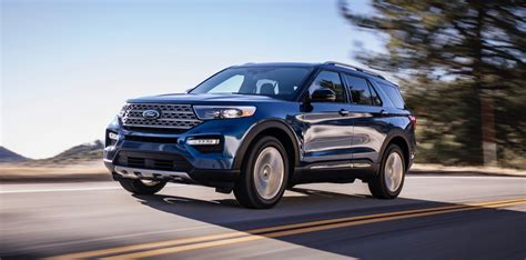 2020 Ford Explorer Linkedin by 2020 Ford Explorer To A Rwd Platform And Packs Up To