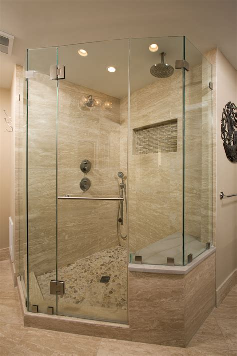Mba Shower by Potomac Master Suite And Bath Iv Builders Inc