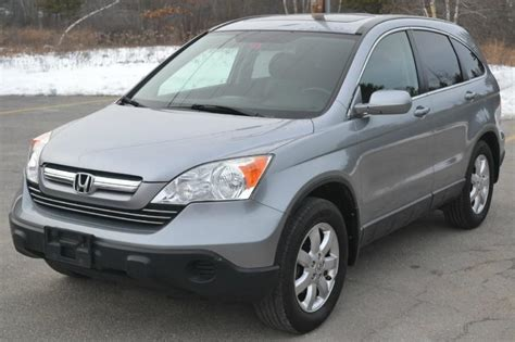 2007 honda cr v 4wd 2007 honda cr v 4wd 5dr ex l in hudson nh g k automobile