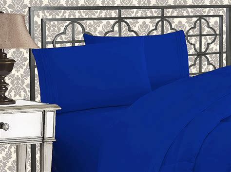 affordable linen sheets elegant comfort 1500 thread count egyptian quality 4 piece