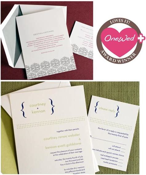 Paper Savy Wedding Invitations by Ebooks Paper Divas
