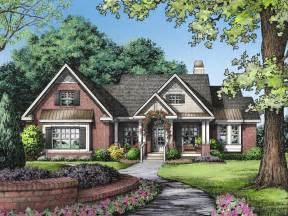 Brick Ranch House Plans One Story Brick Ranch House Plans One Story Ranch Style 1 Story House Plans With Basement