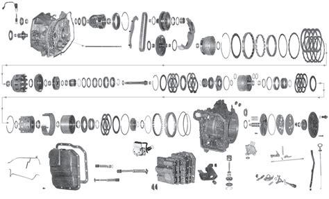 cd4e transmission diagram cd4e parts diagram wiring diagram schemes