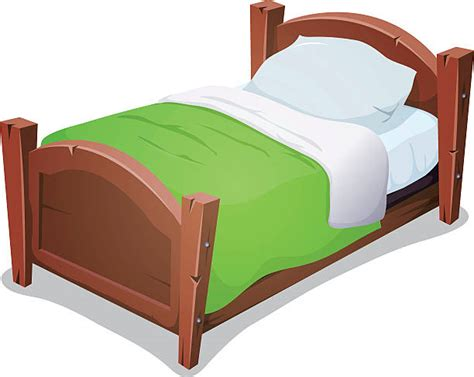 clip art bed royalty free bed clip art vector images illustrations