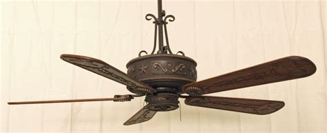 Cooper Canyon Western Star Ceiling Fan   Rustic Lighting