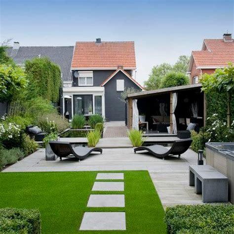 gartengestaltung modern beispiele 43 strakke tuin idee 235 n ik woon fijn