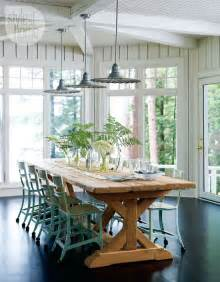 Cottage Dining Room Ideas Cottage Dining Room Table Marceladick