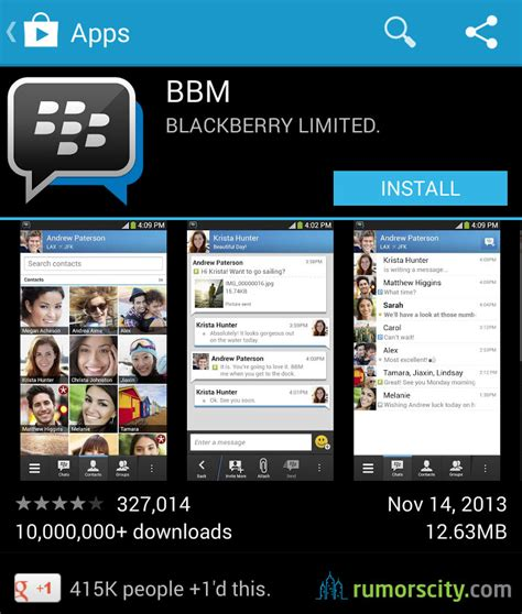 bbm android how to bbm on android for free