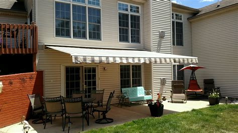 sunsetter awnings installation sunsetter awning installation 28 images sunsetter