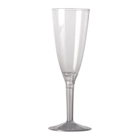 bicchieri per prosecco bicchieri flute plastica 120 cc chagne aperitivo
