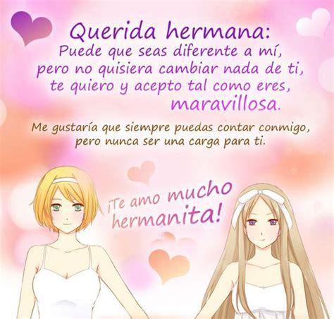 imagenes de amor para mi hermana poema para una hermana querida querida hermana 0708