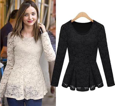 lace blouses for every fashion ql