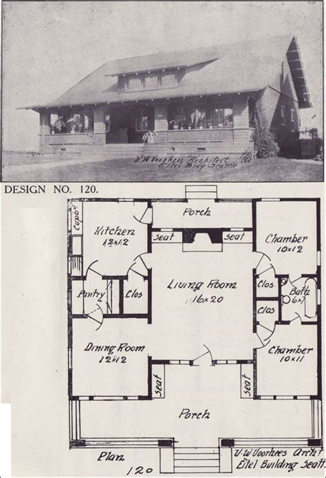 western house plans 17 best images about vintage house plans 1900s on