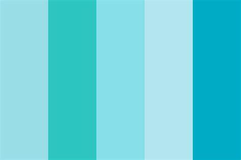 light color palette blue light color palette