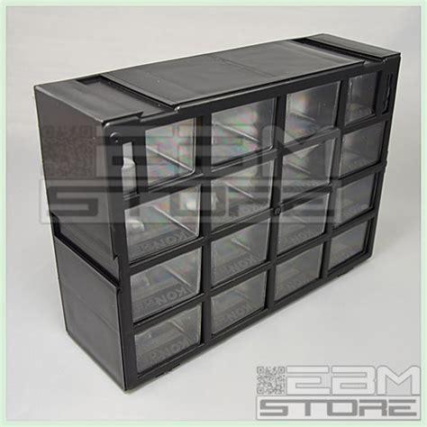 cassettiere ebay cassettiera componibile per componenti elettronica 16