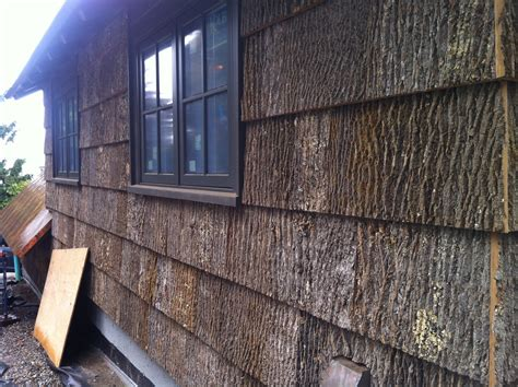 bark house siding cool house w tree bark siding and awesome copper roof northeastshooters com forums
