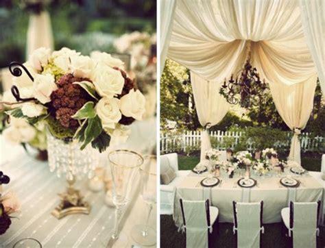 imagenes vintage bodas decoraci 243 n ideal para una boda al estilo vintage