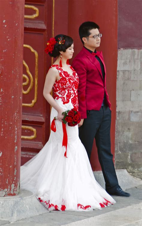 Wedding Attire Descriptions by File In Wedding Attire At Temple Of Heaven