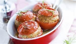 4 tomates farcies surgel 233 s les plats cuisin 233 s picard