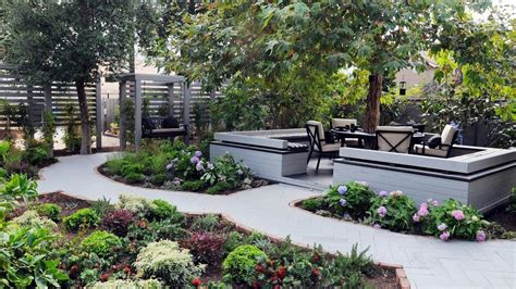Small Backyard Landscaping Ideas Backyard Garden Ideas Landscape Backyard Ideas