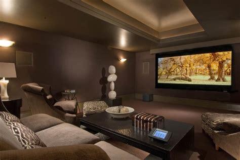 living areas contemporary media room dallas