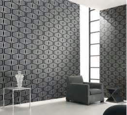 Small Living Room Ideas With Tv grey contemporary wallpaper room design ideas