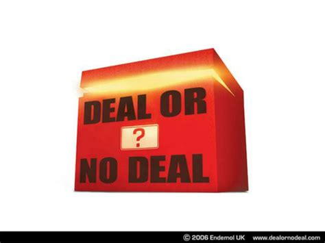 deal or no deal interactive by alrightmebabbers