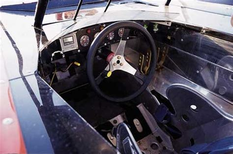 Late Interiors by Eckert 24 Late Model Interior View Steering Wheel Photo 4