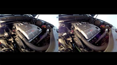 Lexus Rx300 Change by Lexus Rx300 Top Engine Mount Before And After