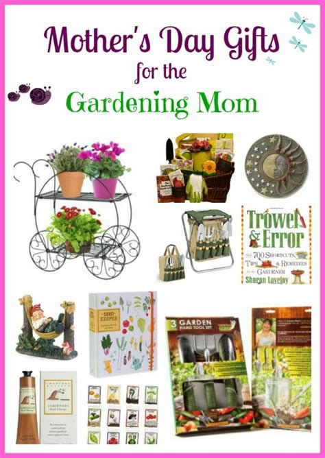 Gift Ideas For Gardener S Day Gift Ideas For The Gardening
