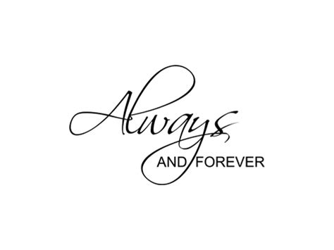 Always And Forever always and forever detgodeord no