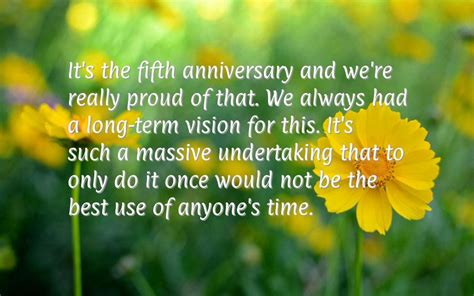 Quotes for 1st job anniversary