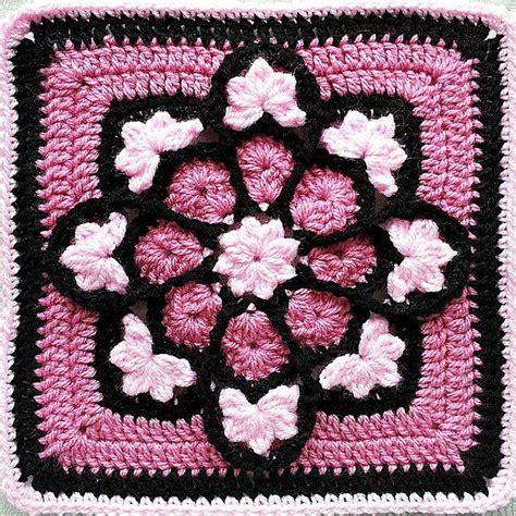 crochet pattern african flower african flower crochet pattern pink african flower