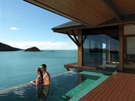 best island resort qualia resort australia business insider