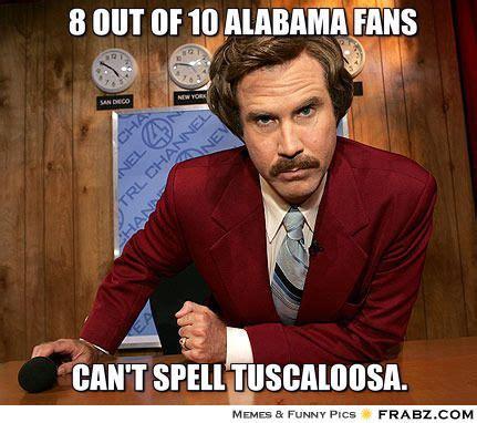 Alabama Football Memes - 25 best alabama football funny ideas on pinterest