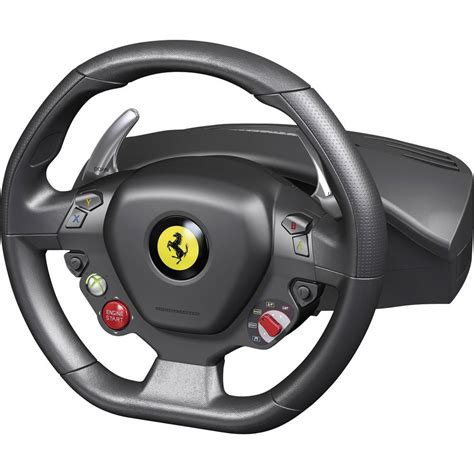 volante usb volant thrustmaster 458 italia racing wheel usb pc
