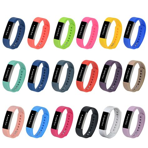 hr color small large size replacement wristband band for