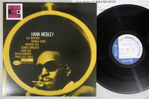 No Room For Squares by Popsike Hank Mobley No Room For Squares Blue Note Bn