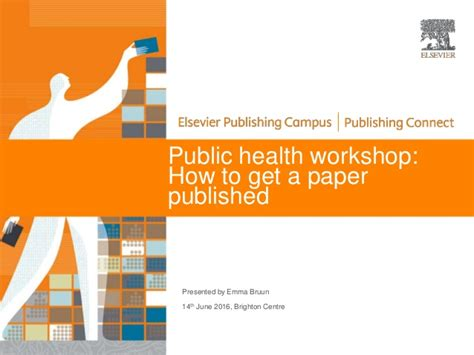 How To Make A Paper Get - how to get a paper published