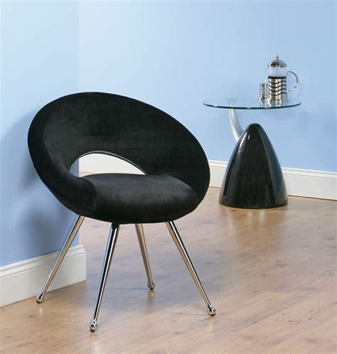 Black Comfy Chair Chair Black Comfy Occasional Trendy Modern New Ebay