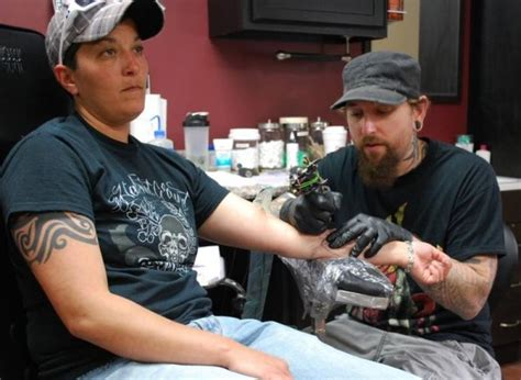 tattoo artist takes his loyal following from portland to