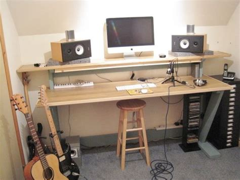 home studio recording studio furniture and home studio