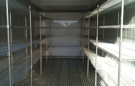 Creative Shelving refrigerated container sales and rentals cgi container sales