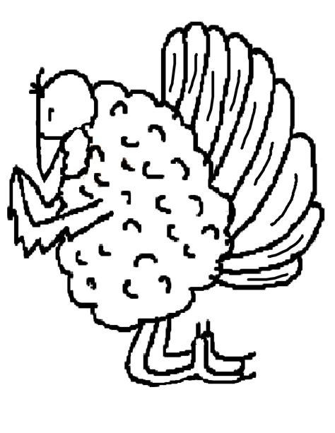 blank turkey template blank turkey template 1949