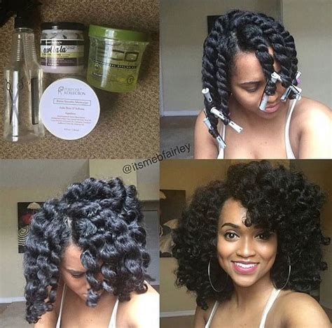 natural hair how to twist out with perm rods 17 best ideas about chunky twist out on pinterest