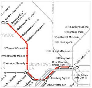 Metro Redline Map by Metro Red Line Bing Images