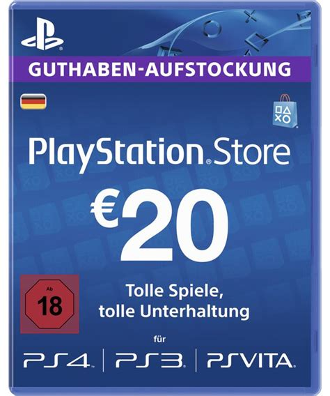 Ps4 Online Gift Card - sony ps4 live cards 20 euro guthabenkarte euronics de