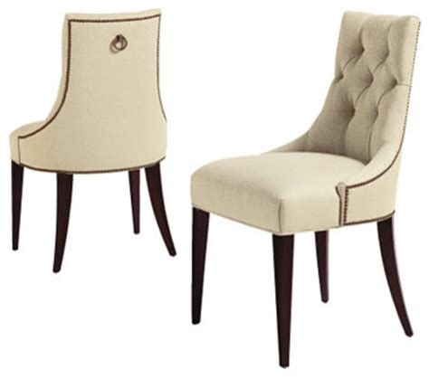 pheasant dining chair transitional dining