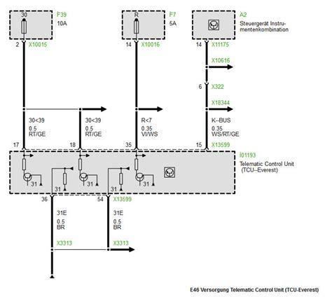 bmw tcu wiring diagram ford transmission diagrams