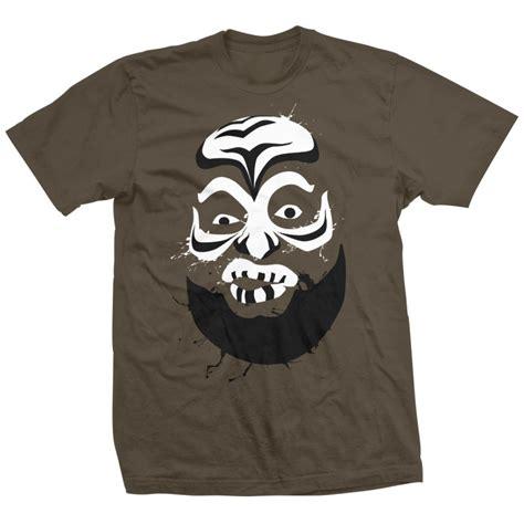 Kamala Shirt kamala pro wrestler kamala splatter t shirt